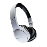 BOOMPODS wireless foldable headphones Bluetooth White ブームポッズ ヘッドフォン