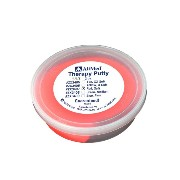 AliMed® セラピーパテ【シリコンパテ 2oz】-therapy putty- 正規輸入品 (Red-Soft(赤:やわらか))