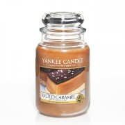 Yankee Candle Salted Caramel 22oz Large Jar - NEW For 2013! by Yankee Candle [並行輸入品]