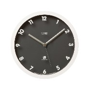 Lemnos your clock グレー T1-0202B GY