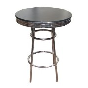 BAR TABLE Black