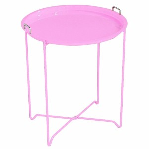 SPICE Various Tray Stand Round Pink CPT164PK