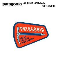patagonia (パタゴニア) Alpine Axmen Sticker