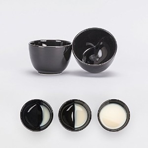 tale-n-mg-b Moon glass Black 2個セット tale-n-mg-b