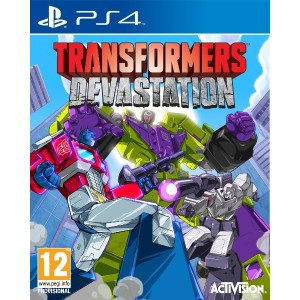 Transformers Devastation (PS4) (輸入版)