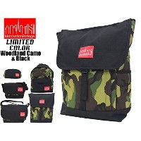 Manhattan Portage マンハッタンポーテージ Limited Color for Autumn/Winter Washington SQ Backpack 限定色 ワシントンSQバックパ...