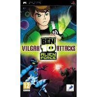 Ben 10 Alien Force: Vilgax Attacks (PSP) (輸入版)