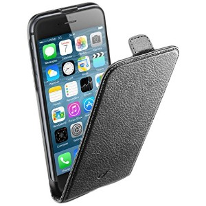 Cellularline iPhone6 ケース レザー 縦開き フリップ FLAP ESSENTIAL for iPhone6(4.7)