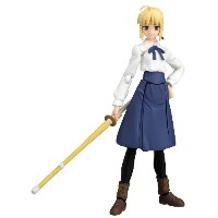 figma Fate/stay night セイバー 私服ver.