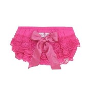 Ruffle Butts【ラッフルバッツ】Candy Lace Woven Bloomer ブルマ(12カ月~18カ月) [RB0001-12-18m]