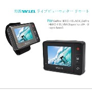 GOPRO REMOVU R1 Live View Remote for GoPro HERO3/HERO3+/HERO4 ライブビューモニター [並行輸入品]