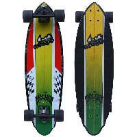 "Lost SurfSkates(ロストサーフスケート) DOUBLE BLANT 30"" SS 203"