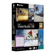 コーレル Corel VideoStudio Ultimate X8 優待/UPG