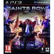 Saints Row IV Commander In Chief Edition (PS3) (輸入版)