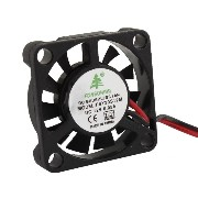 uxcell 冷却ファン コンピュータケース CPUクーラー用 11ブレード DC12V 0.08A 30mmx7mm