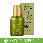 Nature Republic アルガン20°リアルアンプル/ARGAN 20°REAL AMPOULE