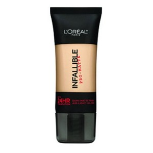 L'OREAL Infallible Pro-Matte Foundation - Classic Ivory (並行輸入品)