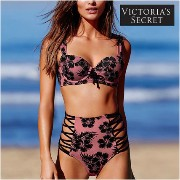 関税送料込 Victoria's secret PINK HIGH-WAIST BIKINI BOTTOM Victoria's secret(ヴィクトリアシークレット) バイマ BUYMA