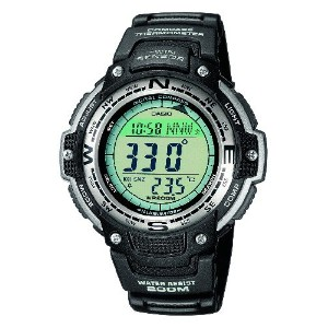 CASIO 腕時計 スタンダード SPORTS GEAR LAP&DISTANCE SGW-100-1VDF CASIO(カシオ)