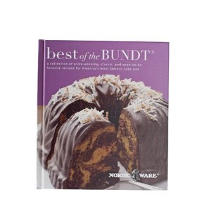 Nordic Ware Best of the Bundt Cookbook by Nordic Ware