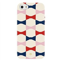 [ケイトスペード] Kate Spade new york Flexible Hardshell Deborah Bow iPhone SE/5/5s ケース マルチカラー [並行輸入品]