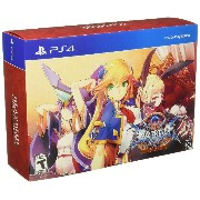 BlazBlue: Central Fiction Limited Edition (輸入版:北米) - PS4