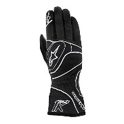alpinestars(アルパインスターズ) TECH 1-K GLOVES BLACK/WHITE M 3551715-12-M