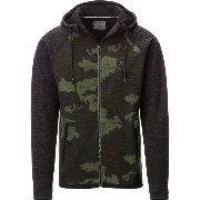 ハーレー Hurley メンズ アウター ジャケット【Phantom Deploy Full-Zip Fleece Hoodie】Camoflague
