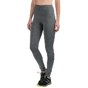 RBX RBX レディース ボトムス レギンス【Body Contouring Compression Leggings】Charcoal Heather/Black