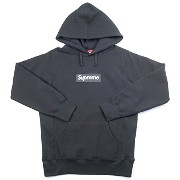 SUPREME シュプリーム 16AW Box Logo Hooded Sweatshirt BOXロゴパーカー 黒 M