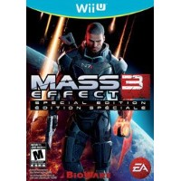 Mass Effect 3 Special Edition (輸入版:北米)[Wii U]