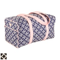 Ame & Lulu Ladies SALE Large Signature Duffle Bag【ゴルフ レディース>トラベルバッグ】
