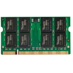 Team SO-DIMM DDR2 200pin PC2-4200 533Mhz 1GB TSDD1024M533C4-E