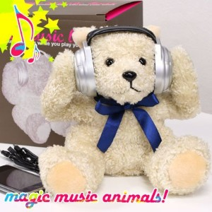 bitten Magic Music Animals [ MagicMusic Bear ベアー ]