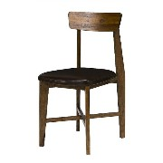 journal standard Furniture CHINON CHAIR LEATHER SEAT