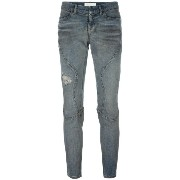 Faith Connexion cropped skinny jeans