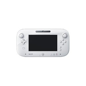 Wii U Game Pad Shiro (仮称)
