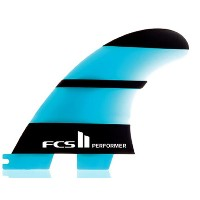 FCS2 FIN/エフシーエス2/FCS2 PERFORMER/パフォーマーNEO GLASS SMALL トライフィンセット サーフィン用