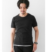DOORS FORK&SPOON Soft Rib T-shirt【アーバンリサーチ/URBAN RESEARCH Tシャツ・カットソー】