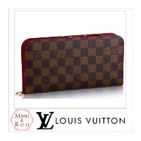 Louis Vuitton ダミエ PORTEFEUILLE INSOLITE 折りたたみ長財布 Louis Vuitton(ルイヴィトン) バイマ BUYMA