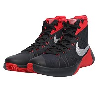 NIKE HYPERDUNK 2015 EP BLACK/WHITE/RED 749562-006 (25.5)