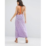 水着 Pitusa Embroidered Back Maxi Dress ASOS(エイソス) バイマ BUYMA