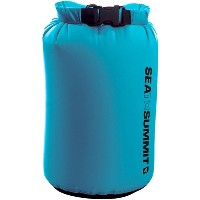 SEA TO SUMMIT LIGHTWEIGHT 70D DRY SACK BLUE (4 LITRE) (Parallel Imported Product)