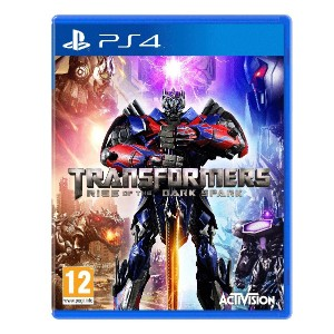 Transformers: Rise of the Dark Spark (PS4) (輸入版)