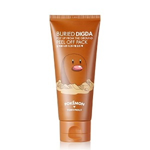 TONY MOLY BURIED DIGDA (Diglett) POP UP FROM THE GROUND PEEL OFF PACK Pokemon Edition トニーモリー・ブレイド...