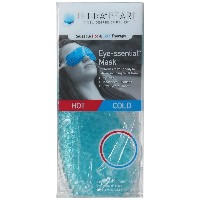 TheraPearl Eye-ssential Mask, Reusable Hot Cold Therapy Eye Mask with Gel Beads by THERAPEARL
