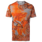 Versace Collection バロック柄 Tシャツ