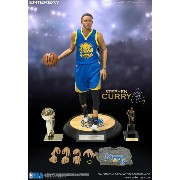 ENTERBAY 1/6 SCALE REAL MASTERPIECE COLLECTIBLE FIGURE NBA COLLETION STEPHEN CURRY (エンターベイ 1/6...
