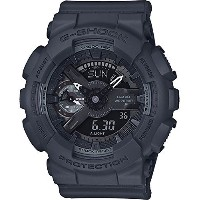 カシオ ジーショック Black Dial Resin Quartz Men's Watch GMAS110CM-8A [並行輸入品]