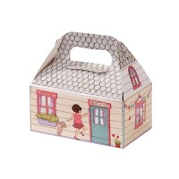Talking Tables トリートボックス 4pc Belle&Boo (4枚入)